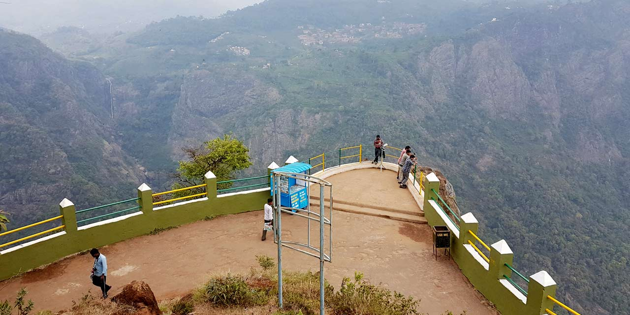 Dolphin's Nose Coonoor Tourist Attraction