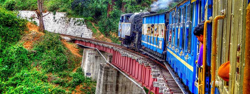 Ooty Toy Train Tourist Attraction