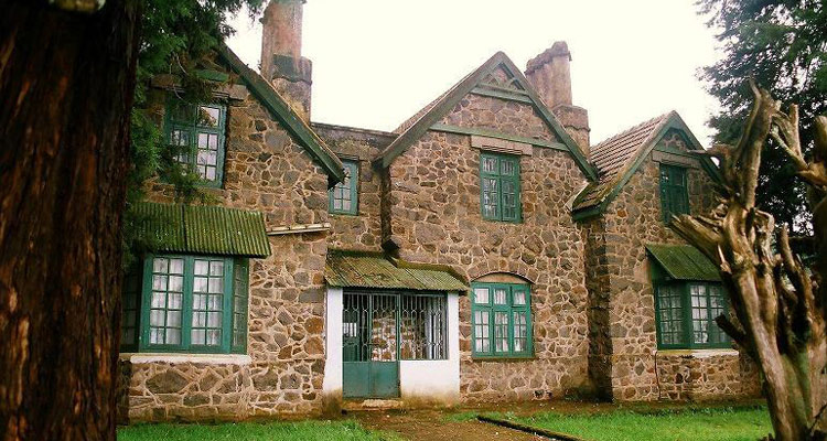 Places to Visit Ooty Stone House
